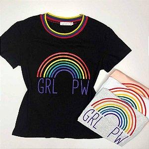 T-Shirt GRL PW