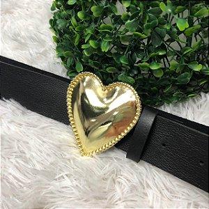 Cinto Golden Heart