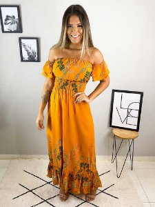 Vestido Longo Joana