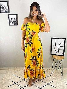 Vestido Girassol