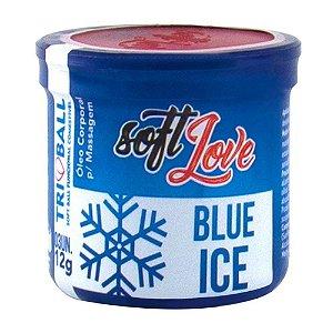 Bolinha Funcional com 3 Unidades - Blue Ice