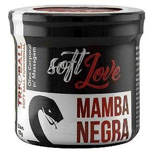 Bolinha Funcional com 3 Unidades - Mamba Negra