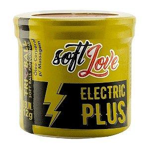 Bolinha Funcional com 3 Unidades - Electric Plus