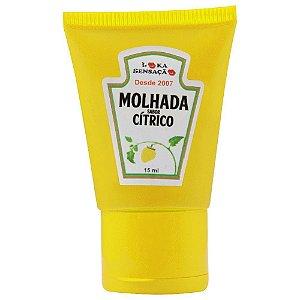 Bala em Gel Molhada - Cítrico