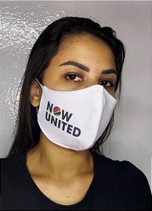 Máscara de Proteção Dupla Sublimada - Now United