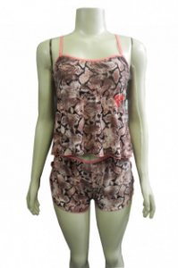 Short Doll Estampado - Animal Print
