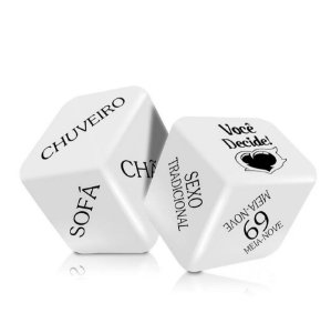 Dados Cubo Do Amor Hot