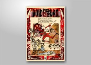 Print DOIDEPEDRA
