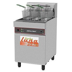 Fritadeira Industrial Elétrica FAO 3C 220V / 380V
