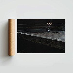 Print obrigatório de Klaus Bohms, por Diego Sarmento.