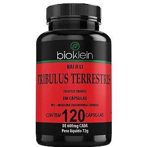 Tribulus Terrestris 120 Cápsulas MTC - Bioklein