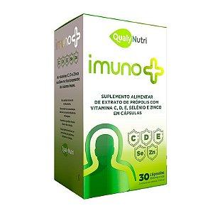 IMUNO + 30 Cápuslas - QualyNutri
