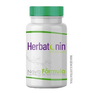 Herbatonin Melatonina Vegetal 100mg.