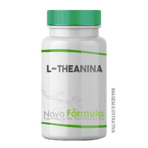 L-Theanina 400mg.
