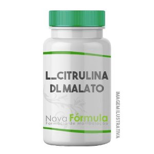 L-Citrulina DL Malato 500mg