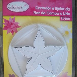 Ejetor de Flor do Campo e Lírio G (9,5cm) 92-2061
