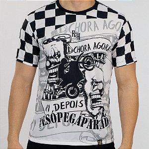 Camiseta Chora no Grau