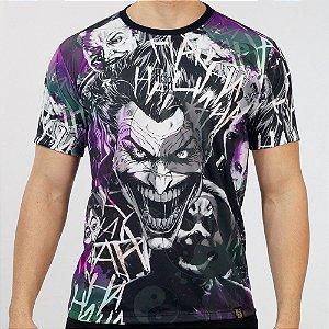 Camiseta Coringa Roxo