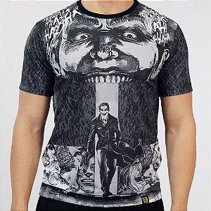 Camiseta Coringa Cartoon