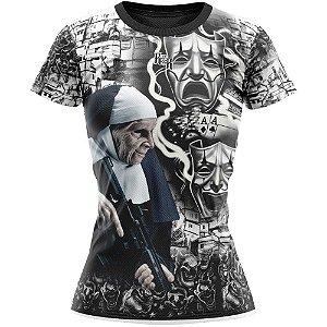 Camiseta Feminina Freira
