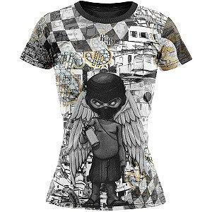 Camiseta Feminina Anjo