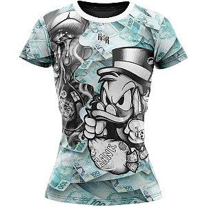 Camiseta Feminina Cem Reais