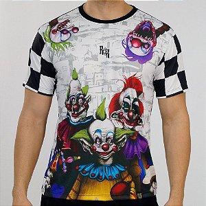 Camiseta Circo dos Horrores