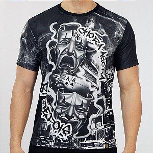 Camiseta Favela Chora