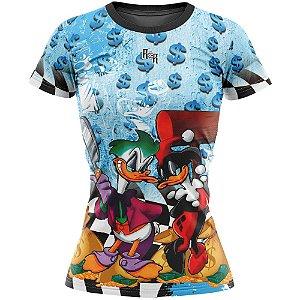 Camiseta Feminina Cifrão
