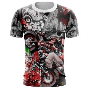 Camiseta Grau Metralha Cartoon