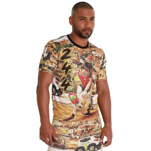 Camiseta Grau de Moto 244 Favela