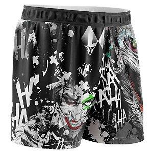 Shorts Feminino Coringa Hahaha