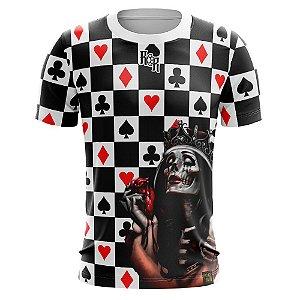 Camiseta Rainha Nipes