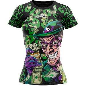 Camiseta Feminina Charada Dolar