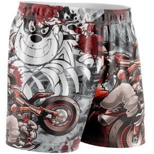 Shorts Feminino Metralha Cartoon