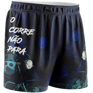 Shorts Feminino O Corre Não Para