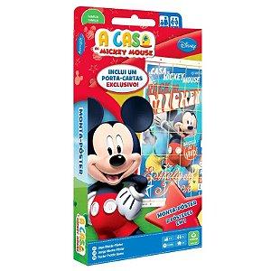 Baralho Copag A Casa do Mickey Mouse Monta Poster