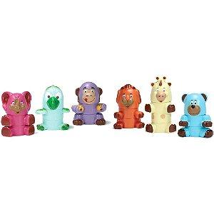 Brinquedo Big Star Zoo Baby