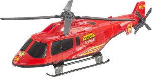 Brinquedo BS Toys Helicóptero Polícia/Resgate