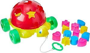 Brinquedo Pica Pau Tartaruga Didática