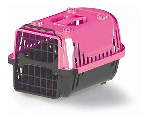 Caixa Transp Powerpets Cães/Gatos Evolution N1 Rs