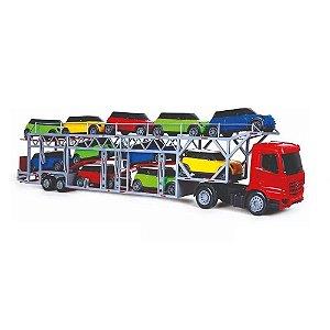 Caminhão Cegonha Poliplac Superfrota Transcar