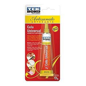 Cola Universal Artesanato Tekbond 17g