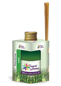 Difusor Tropical Aromas  250ml Bambu