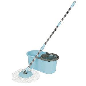 Esfregão Mop Mor Limpeza Prática 13 Litros
