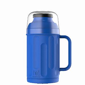 Garrafa Térmica Personal Azul 500ml - Termolar