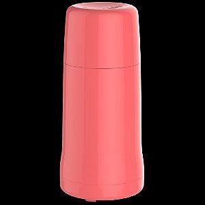 Garrafa Térmica Soprano Onix 250ml Rosa