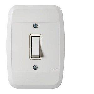 Interruptor Simples 1tc 10A 250V Pezzi 41100