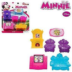Kit de Móveis Minnie Etitoys