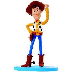 Mini Boneco Toy Story Mattel Ts4